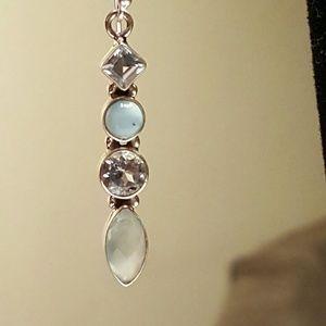 Robin's Nest Jewels  Jewelry - NEW! Larimar earrings