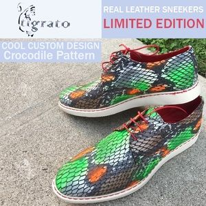 Tigrato Other - Leather man shoes you use unisex