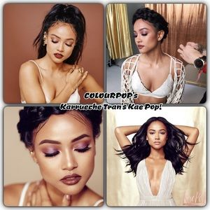 ⬇️💋Nip/Colourpop Collab w Karrueche=KAE POP