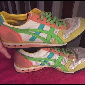 Onitsuka Tiger Shoes - Vintage Onitsuka Tiger shoes size 9 women's RARE