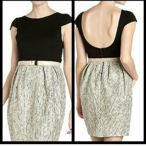 Alice + Olivia Dresses & Skirts - Alice + Olivia Tweed Cocktail Dress