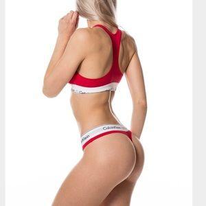 Calvin Klein Underwear Other - $25❤Brand New Calvin Klein Bralette & Thong Set