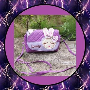Girls Crossbody Purse