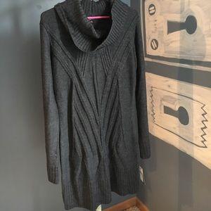 ALYX Sweaters - Warm and cozy grey knit tunic