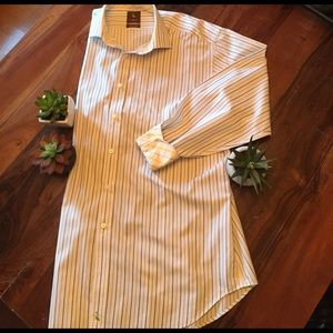 Tailorbyrd Other - 🌹Bundle me!🌹Men's blue/yellow dress shirt