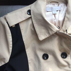 New York & Company Jackets & Blazers - New York & Co trench coat