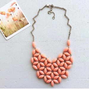 Coral necklace!