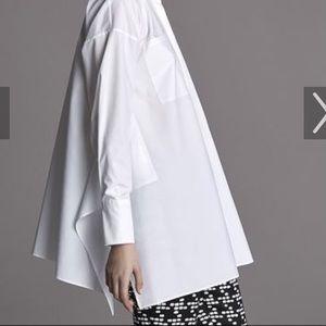 Carolina Herrera Tops - CH Carolina Herrera white shirt