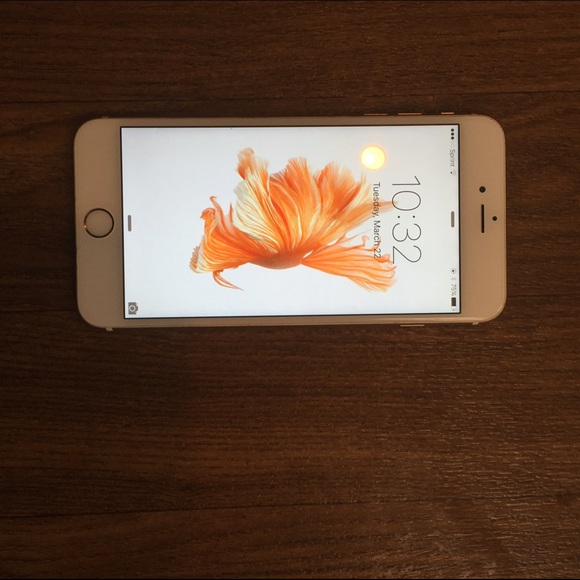 iphone 6s plus unlocked 16gb Gold or Rose Gold