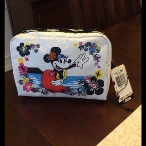 LeSportsac Handbags - Disney Lesportsac Cosmetic Case