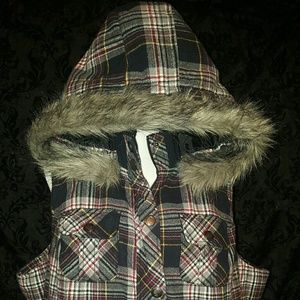 torrid Jackets & Blazers - Torrid winter vest size 2