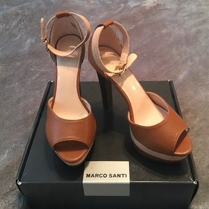 Marco Santi Shoes - Marco Santi heals