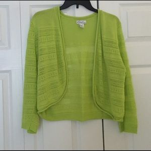 Kim Rogers Sweaters - Sweater.   Short/waist length