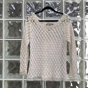 Tiara Tops - Crochet top