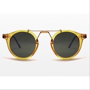 Spitfire Accessories - Yellow PR-52 Sunglasses by Spitfire