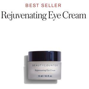 NWT Beautycounter Rejuvenating Eye Cream
