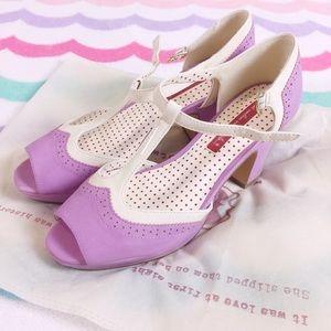 BAIT Footwear T-strap heel