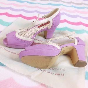 ModCloth Shoes - BAIT Footwear T-strap heel