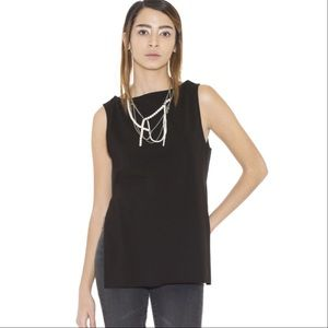 Cheap Monday Tops - Elastic Tank from Cheap Monday