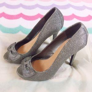 Shoes - Glittery high heels
