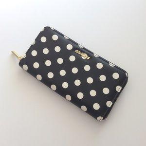 Olivia + Joy Handbags - Olivia + Joy polka dot wallet