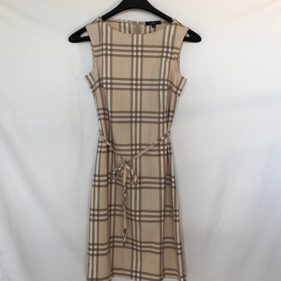 Burberry Dresses Womens Dress Poshmark