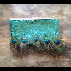 Chinese Laundry Handbags - Chinese Laundry Peacock Purse