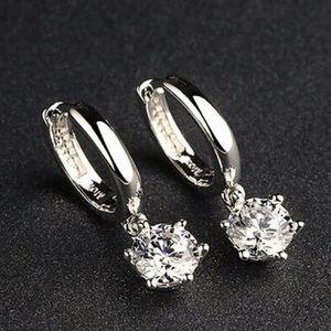 Jewelry - Sterling Silver Huggies