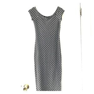 Zara Trafaluc Tube Dress