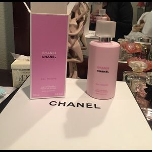 CHANEL Other - Chance chanel body moisture