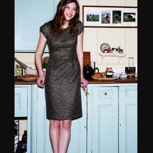 Boden Dresses & Skirts - Boden Glamour Tweed dress