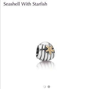 Pandora Jewelry - Pandora Seashell Charm
