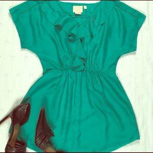 Anthropologie Vanessa Virginia Silk Shirt