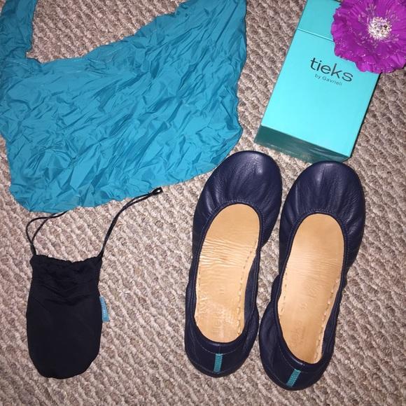 Tieks Shoes | Tieks Size 1 In