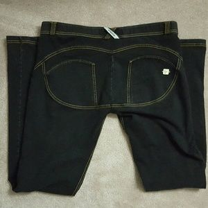 Freddy Pants - Freddy Wr.up skinny denim effect dark wash xl