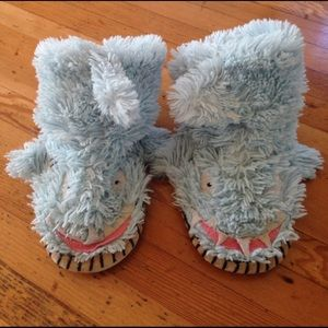 Hatley Other - Hatley monster slippers