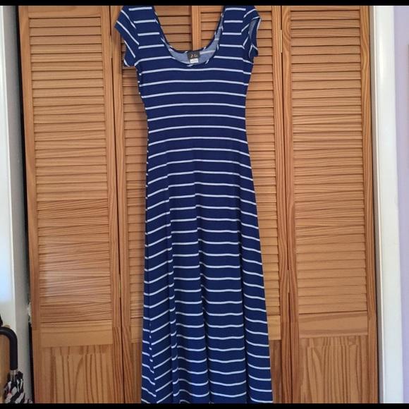 Dots Dresses & Skirts - Maxi dress