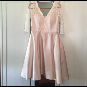 Dresses & Skirts - Retro Bridesmaids Dress