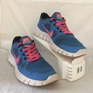 Nike Other - Nike free 5.0 distance shoes