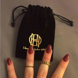 House of Harlow 1960 Jewelry - House of Harlow Midi Rings
