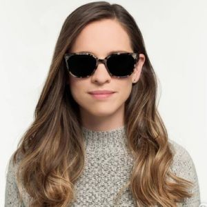 Warby Parker Accessories - Pearled Tortoise Raglan Sunglasses