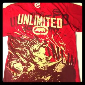 Ecko Unlimited Other - Charge this Charging Rhino Tee Now