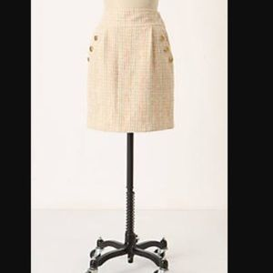 Anthropologie Dresses & Skirts - Anthropologie Tweed Skirt
