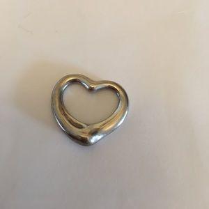 Tiffany & Co. Jewelry - Tiffany & co open heart pendant