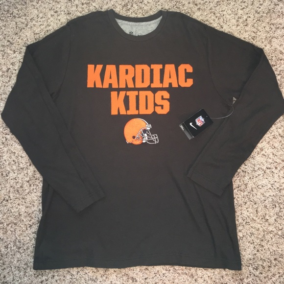 df79e11b ❗️SALE❗️NWT   Cleveland Browns NFL Kardiac Kids NWT