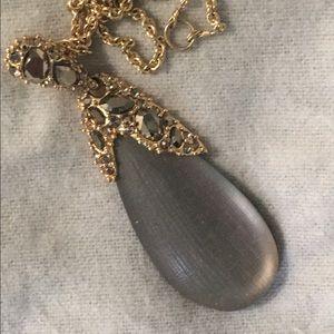 Alexis Bittar Jewelry - Alexis Bittar Lucite Pendant Necklace NWOT