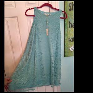 Max Studio Dresses & Skirts - Max Studio Floral Lace Shift Dress