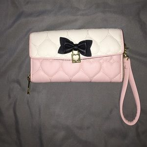 Sale Super cute Betsey Johnson Wallet