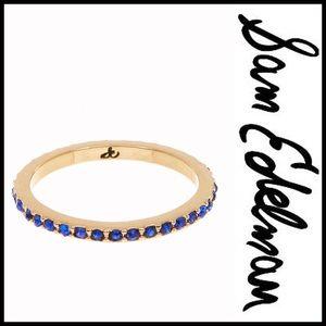 Sam Edelman Jewelry - SAM EDELMAN Pave Statement Eternity Band