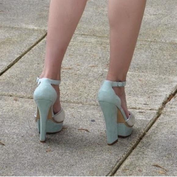shoedazzle Shoes - Platform heels